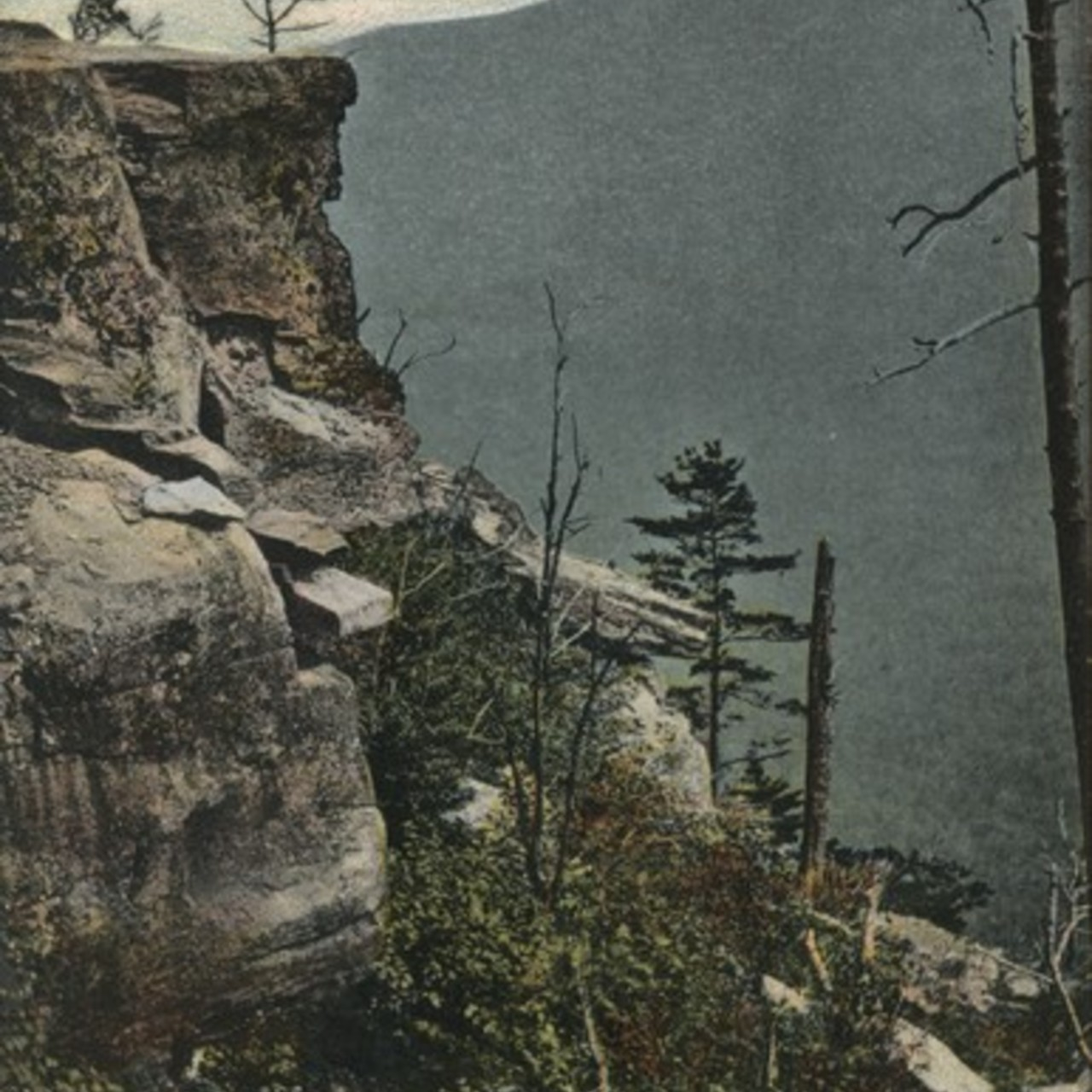 Sunset Rock, Catskill Mountains, Haines Falls