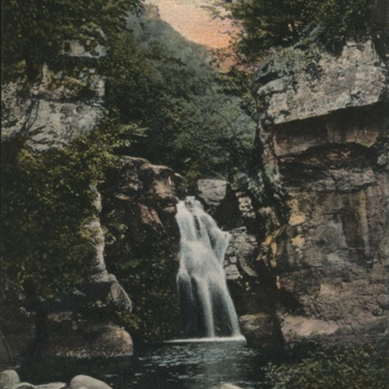Fawn's Leap, Kaaterskill Canyon