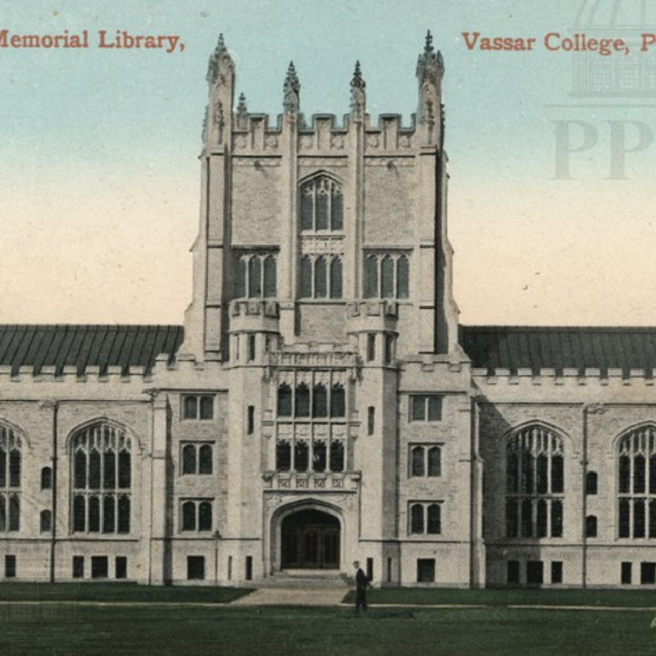Thompson Memorial Library, Vassar College
