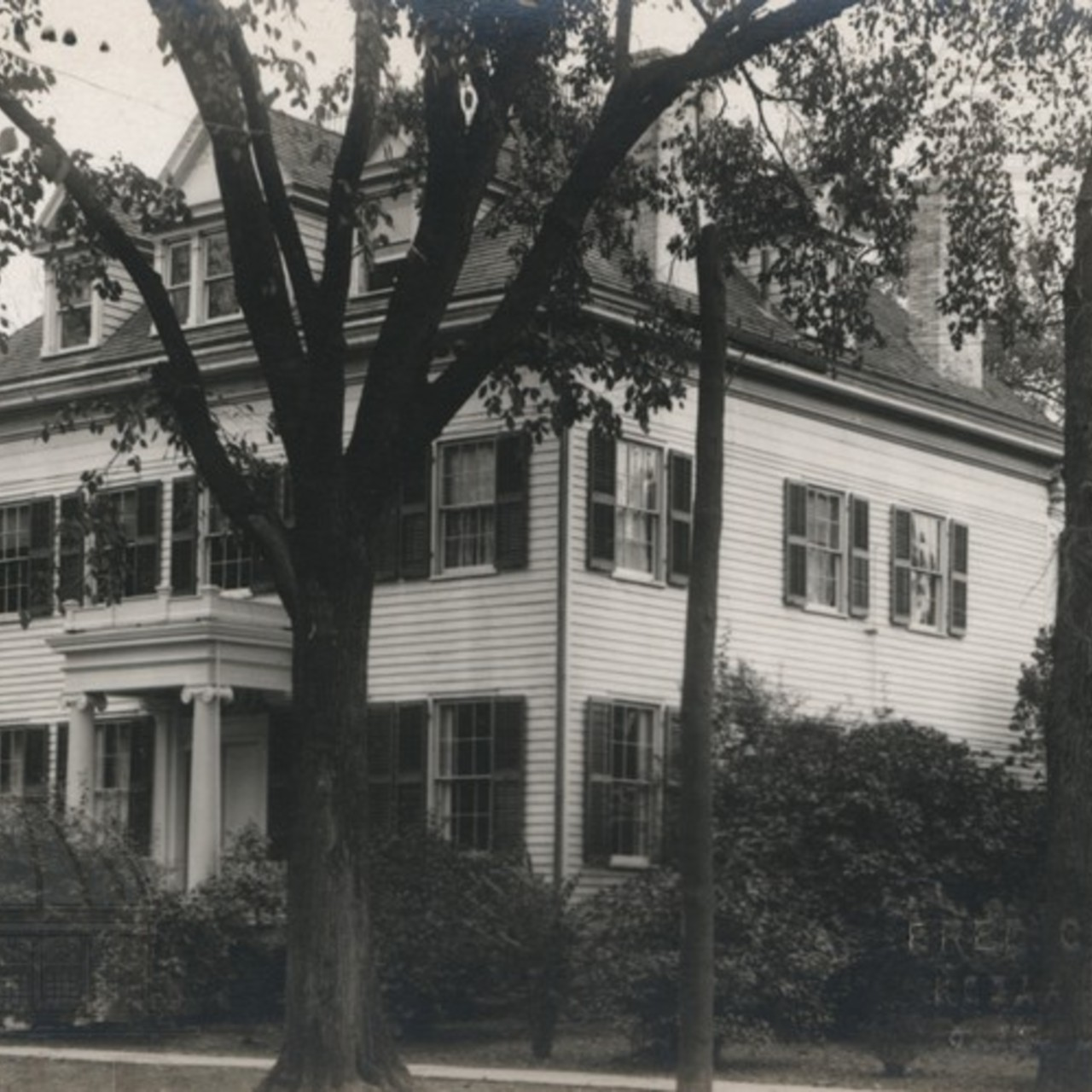 The Charles L. Black House