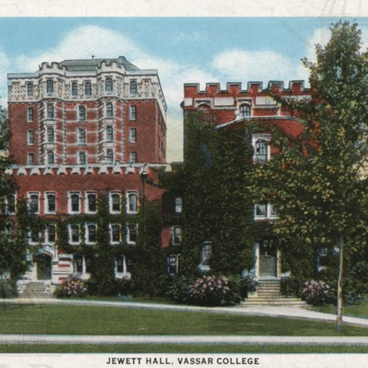 Jewett Hall, Vassar College