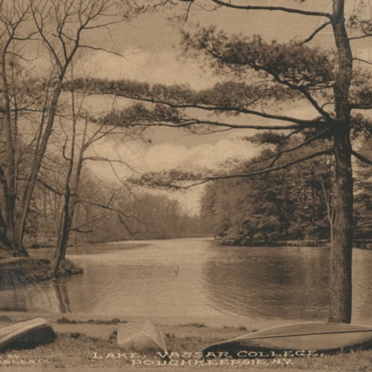 Lake, Vassar College