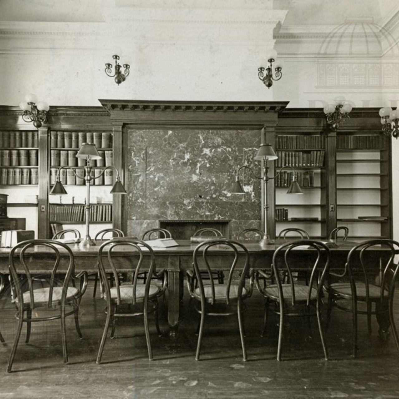 South Reading Room