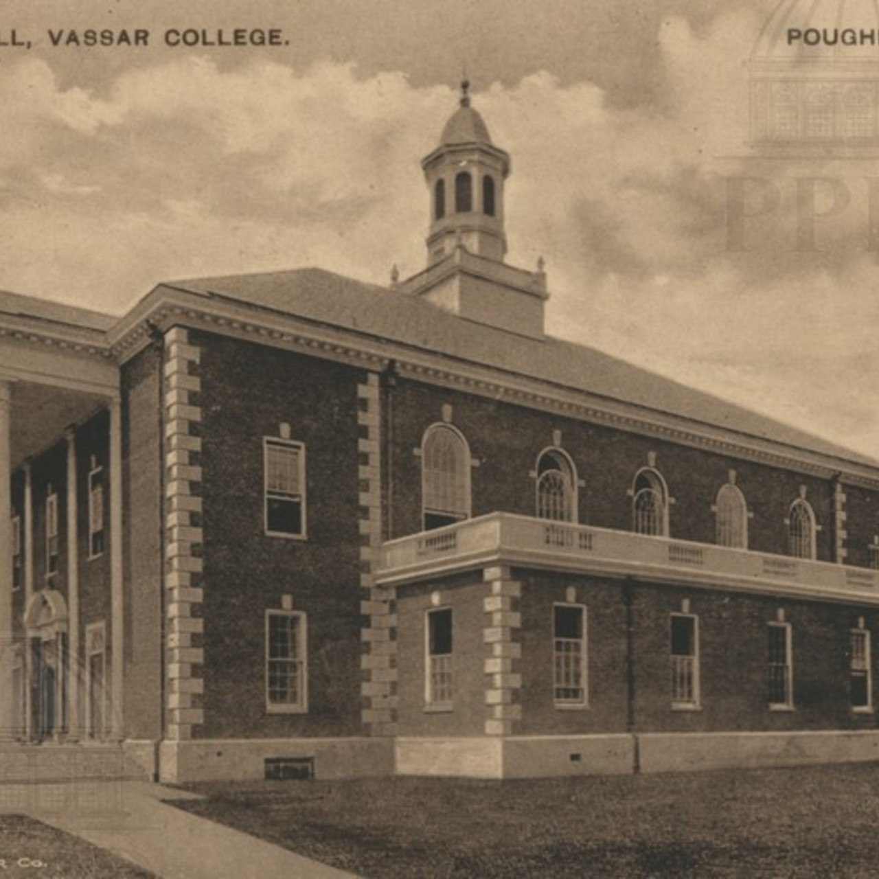 Students' Hall, Vassar College