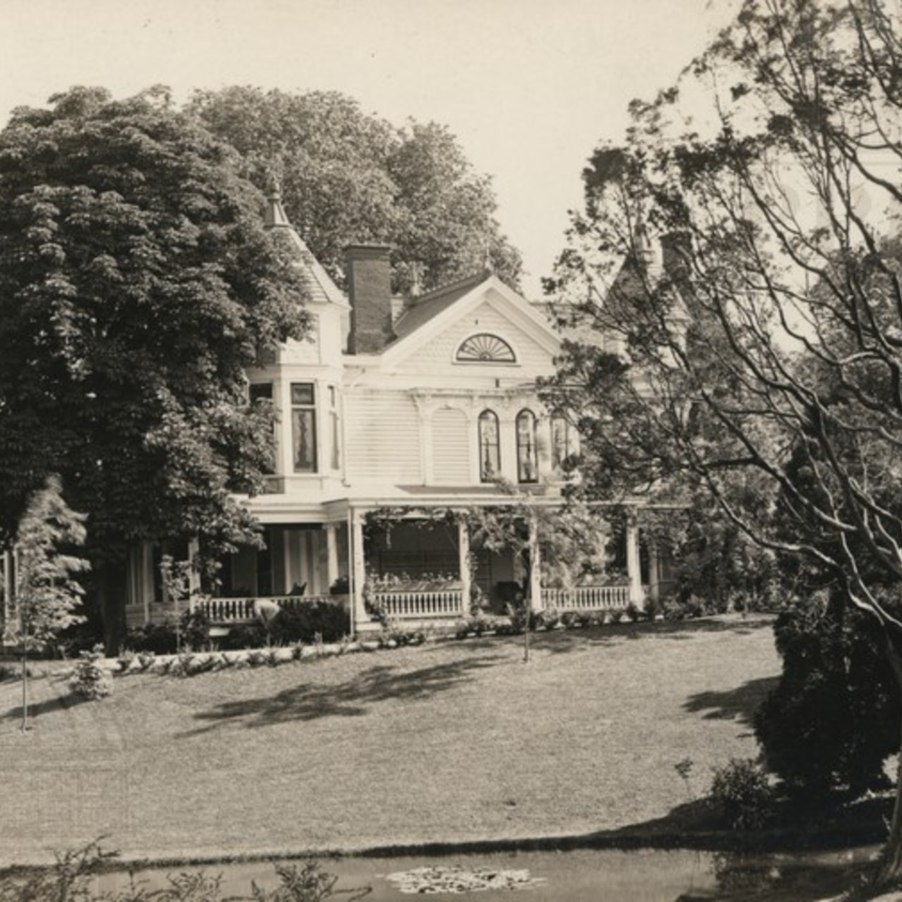 House of Mrs. James Philip (nee Sarah Louise Pruyn)