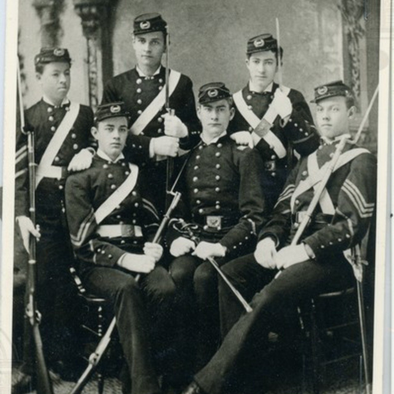 Poughkeepsie Military Institute, Cadets