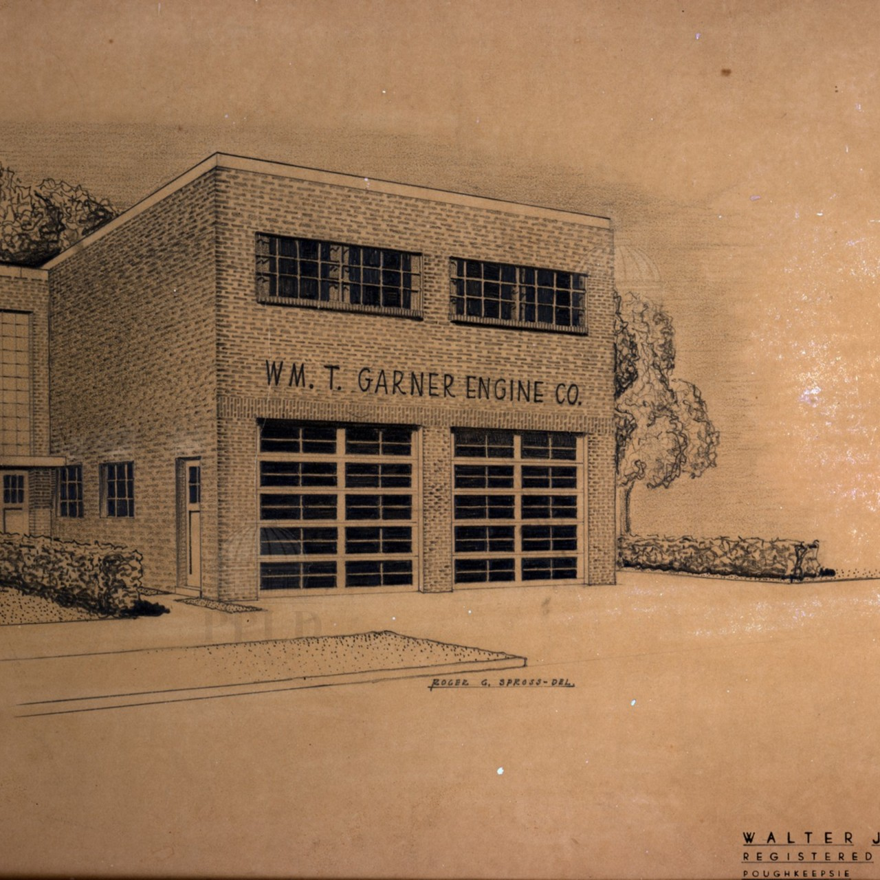William T. Garner Engine Company Plan